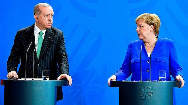 Alman basını: Erdoğan'ı yaptırımla tehdit etmek 'ters tepiyor'