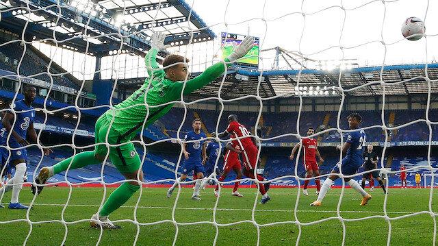 Mane coştu, Liverpool Chelsea'yi devirdi