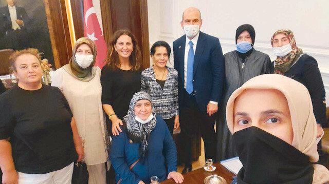 Bağımlı anneleri de harekete geçiyor: Diyarbakır'daki evlat nöbetindeki anneler örnek oldu