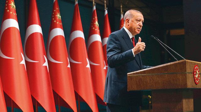 Ulu çınar uyandı: Erdoğan Türkiye'nin haklarını gasp etmeye çalışan ülkelere sert mesaj verdi
