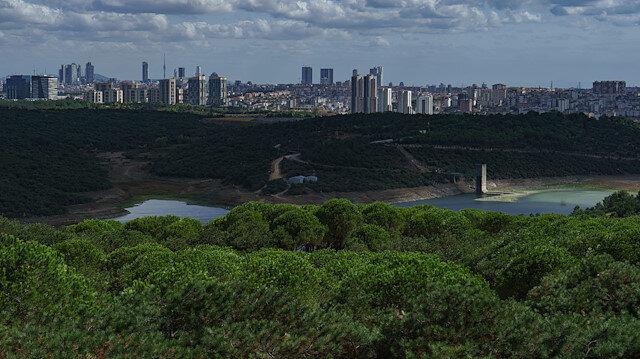 İstanbul barajlarında son 5 yılın en düşük seviyesi görüldü: Kritik seviyenin altına indi