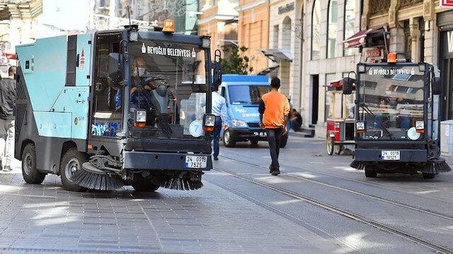 Kademe'den belediyelere yerli ve milli araç: Kalabalık ve dar sokakları temizliyor
