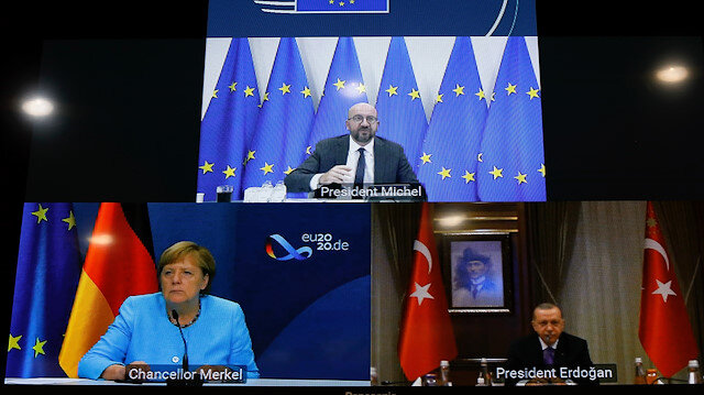 AB'den üçlü zirveye ilişkin açıklama: Türkiye-Yunanistan istikşafi görüşmeleri konusunda danışmanlar seviyesinde hazırlıklar sürecek