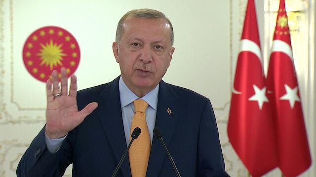 Cumhurbaşkanı Erdoğan'dan BM Genel Kurulu'nda 'Dünya 5'ten büyüktür' mesajı