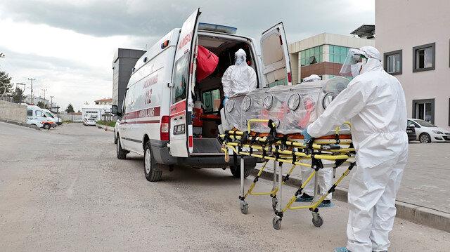 Sağlık Bakanlığı 22 Eylül koronavirüs tablosunu açıkladı: Ağır hasta sayısı artmaya devam etti