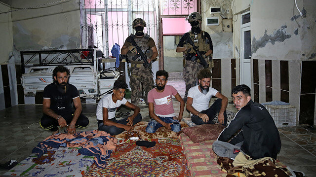 DEAŞ'ın uyuyan hücresine şafak operasyonu: 6 kişi gözaltında