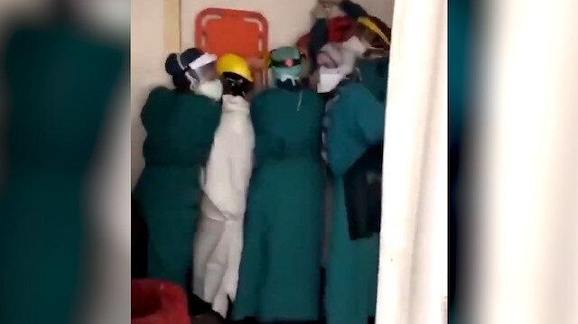 Keçiören Eğitim ve Araştırma Hastanesindeki sağlık çalışanlarına yönelik saldırı hakkında soruşturma başlatıldı