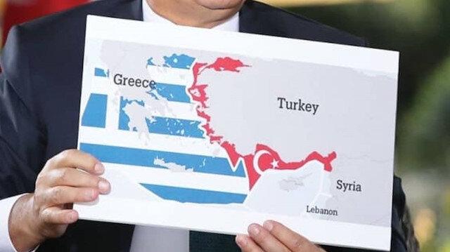 Doğu Akdeniz'i işgal haritası: Yunanistan'ın hazırlattığı Sevilla haritası nedir?
