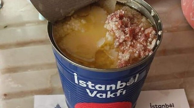 İBB'nin İstanbul Vakfı tarafından dağıtılan 'kurban konserverleri bozduldu' iddiası