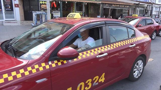 Bordo taksiler İstanbul'a yolcu götürebilecek: Sarı taksiciler ise karara tepkili