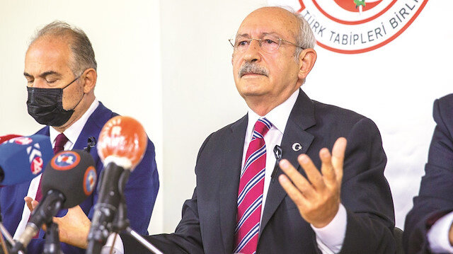 Kılıçdaroğlu'nun derdine bak: Türkiye'nin en ciddi sorununu keşfetti