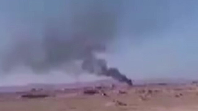 Libya'da Rus askerlerini taşıyan helikopter düştü: 4 ölü