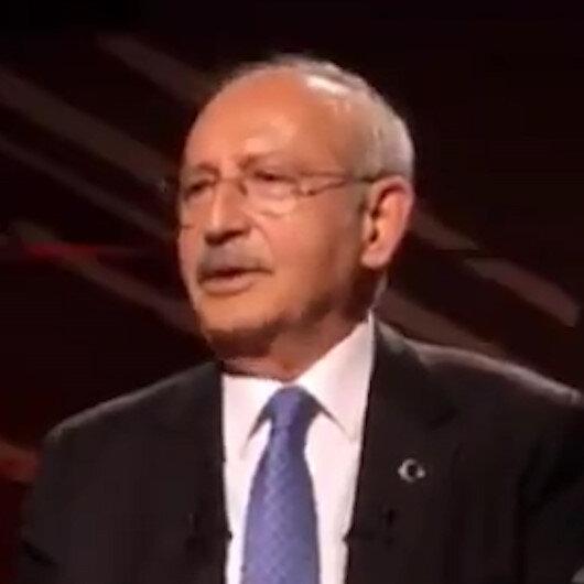 Kılıçdaroğlundan Kaftancıoğluna destek: İster Atatürk der ister Mustafa Kemal