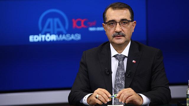 Bakan Dönmez'den Karadeniz'deki gaz keşfine ilişkin açıklama: Gaz fiyatlarının düşeceğini bugünden söyleyebiliriz
