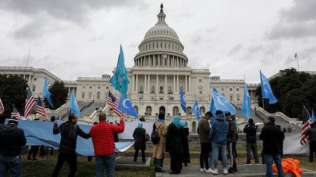 ABD Temsilciler Meclisinden 'Uygur Zorunlu İşçiliği Engelleme Tasarısı'