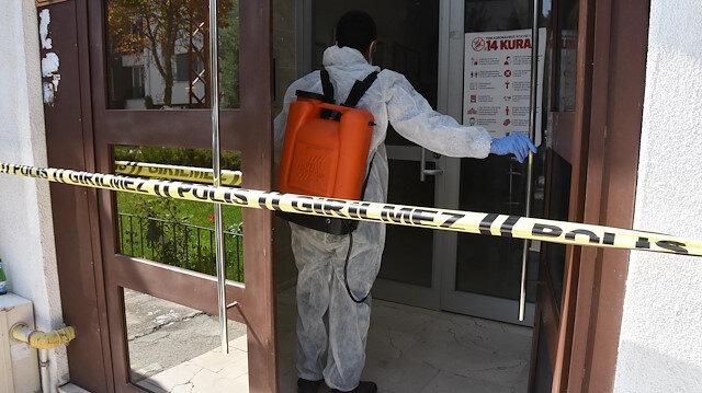 Eskişehir'de apartman görevlisi ve eşi koronavirüse yakalandı: 500 kişi karantinaya alındı