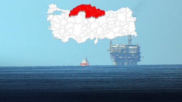 Karadeniz'deki doğalgaz keşfi sonrası şanslı 12 il: Daha ucuza kullanacaklar