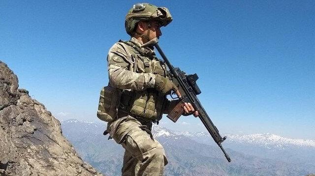 PKK'ya bir darbe daha:  Yıldırım-1 Operasyonu'nda 4 terörist etkisiz hale getirildi