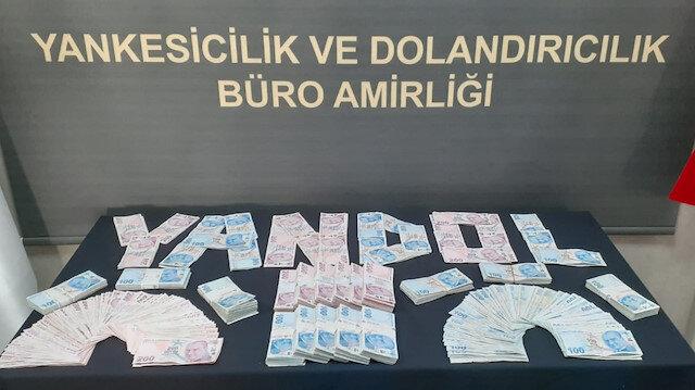 Ankara'da kendilerini 'polis ve savcı' olarak tanıtan çeteden 858 bin liralık vurgun