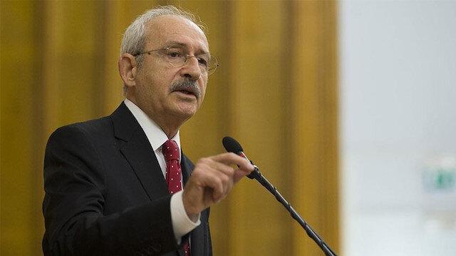 CHP lideri Kılıçdaroğlu, Kobani eylemleri soruşturmasına ilişkin HDP Eş Genel Başkanı Sancar'ı aradı