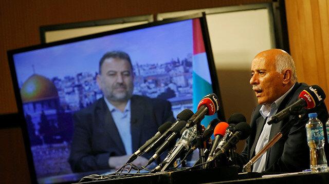 Fetih ve Hamas 'ulusal diyalog' konusunda anlaştı