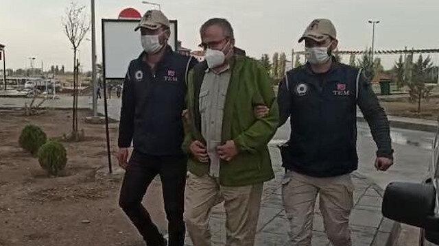 HDP eski milletvekilli Sırrı Süreyya Önder, Aksaray'da gözaltına alındı