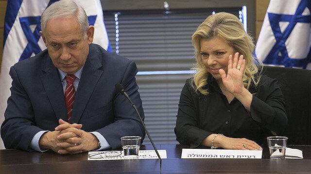 Netanyahu ailesinin bavullar dolusu kirli çamaşırını Beyaz Saray'a yıkattığı ortaya çıktı
