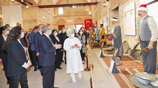 Edirne'de medeniyete yolculuk