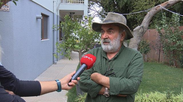 Halil Sezai'nin dövdüğü yaşlı adamdan 'balta' açıklaması: Görüntüler sahte, herkesi kandırmaya çalışıyor