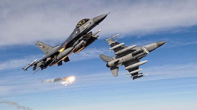 Irak'ın kuzeyindeki Metina'da eylem hazırlığındaki 3 terörist etkisiz hale getirildi