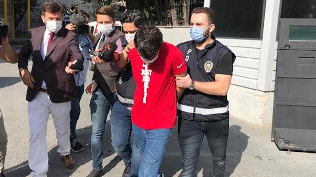 Çapa'da maske uyarısı yapan sağlık çalışanını darp eden saldırgan cezaevinden izinli çıkmış