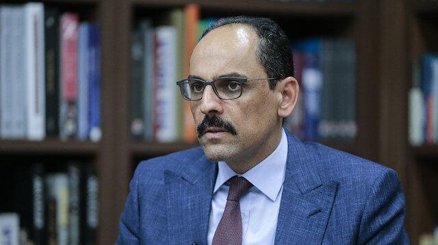 İbrahim Kalın: Türkiye bu saldırılar karşısında Azerbaycan'ın yanındadır