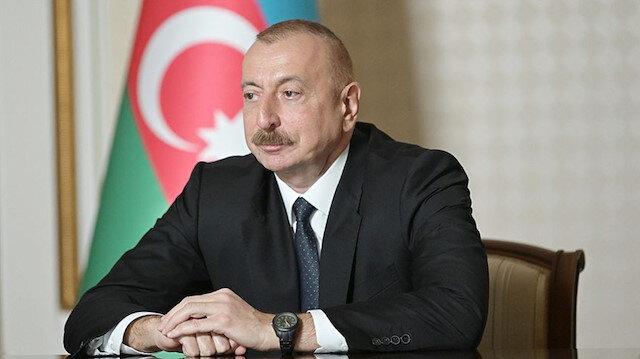 Azerbaycan Cumhurbaşkanı Aliyev: Ermenistan ordusuna ait askeri araçları imha ettik