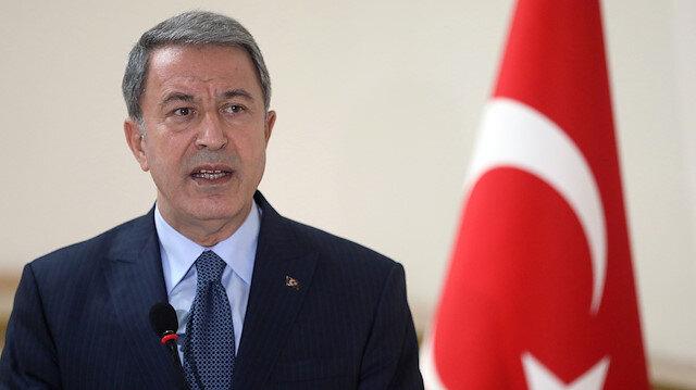 Milli Savunma Bakanı Akar: Ermenistan bölgeyi ateşe atacak bu saldırganlıktan derhal vazgeçmeli