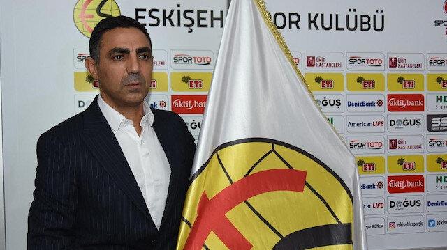 Eskişehirspor'da teknik direktör Mustafa Özer ile yollar ayrıldı