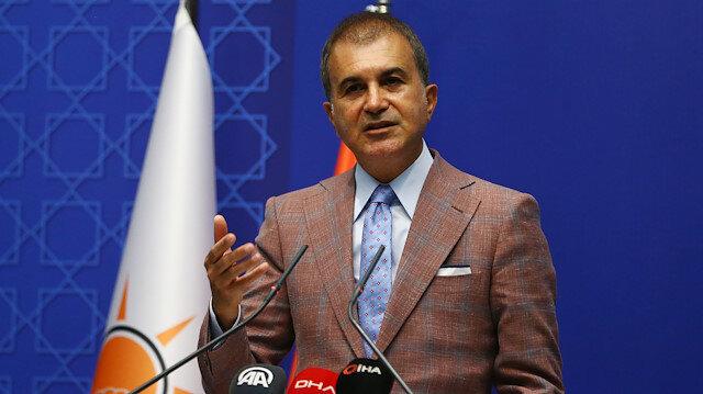 AK Parti Sözcüsü Çelik'ten CHP'li Çeviköz'e tepki