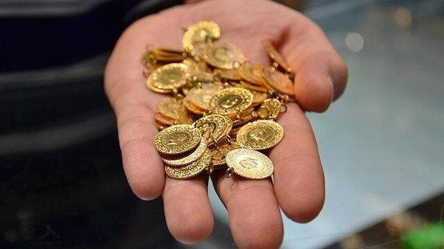 Kapalıçarşı'da altın fiyatları: Altının gramı günü 467 liradan tamamladı