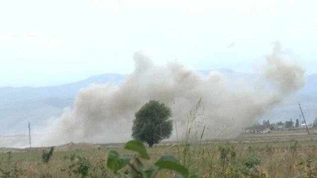 Ermenistan ordusu Terter'de sivil yerleşim bölgesini vurdu: 6 sivil hayatını kaybetti, 26 sivil yaralandı