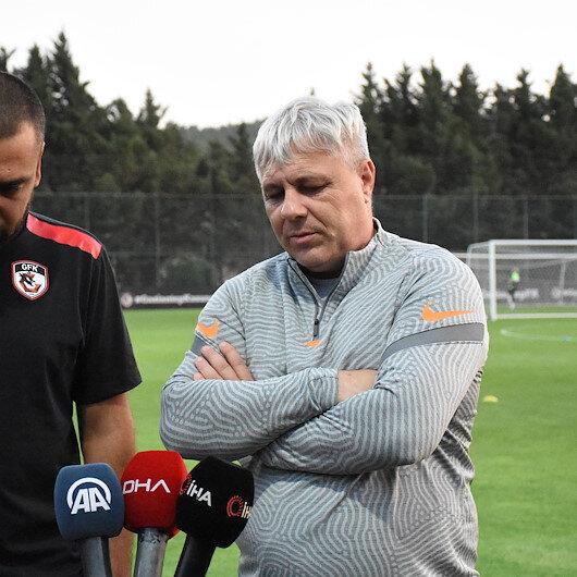 Gaziantep F.K. Teknik Direktörü Marius Sumudica açıkladı: Menajerler 50 bin avro rüşvet teklif etti