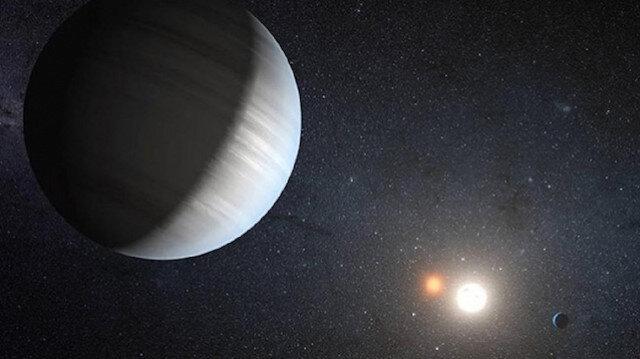 Yeni gezegen keşfi heyecanlandırdı: Yüzey sıcaklığı 3 bin 200 derece