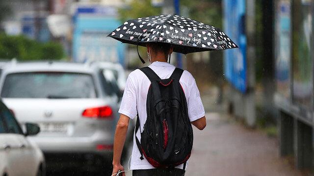 Meteorolojiden Kocaeli ve Yalova için de kuvvetli yağış uyarısı yapıldı