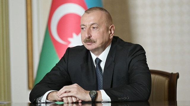 Azerbaycan Cumhurbaşkanı Aliyev: Uluslararası toplum aptal bir diktatörü durduramazsa Azerbaycan durduracak