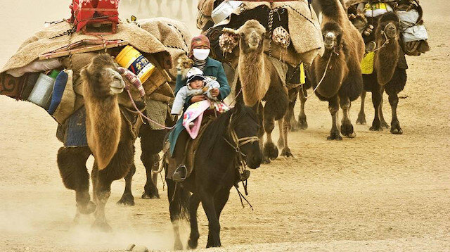 Kazakların kıtalar arası yolculuğu: Büyük Kazak Göçü
