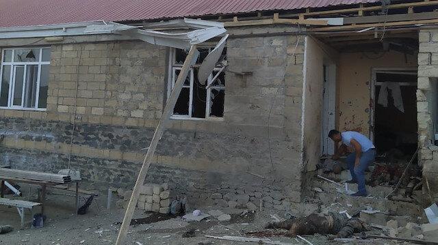 Ermenistan'ın saldırılarında yaşamını yitiren Azerbaycanlı sivillerin sayısı 11'e yükseldi