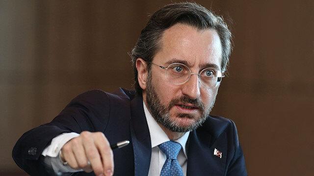 İletişim Başkanı Altun: Türkiye, Ermenistan uçağını vurmadı