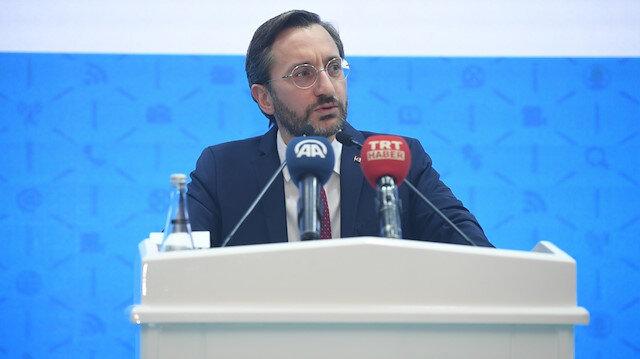 İletişim Başkanı Altun: Ermenistan'ın saldırgan tutumu Cenevre Sözleşmelerinin açık ihlalidir