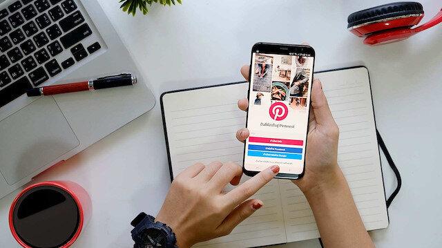 Facebook ve Twitter'ı geride bıraktı: En çok değer kazanan sosyal medya şirketi Pinterest oldu