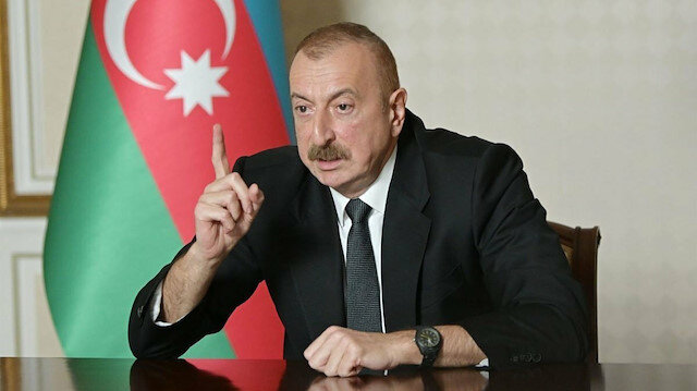 Aliyev'den Ermenistan'a mesaj: Ordu geri çekilirse çatışmalar durur