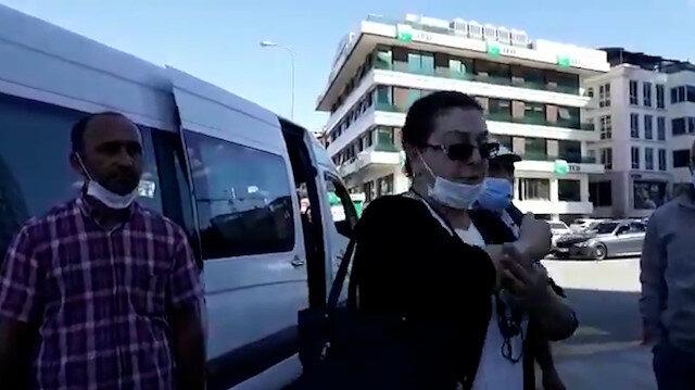 Toplantıyı basan İyi Parti'li Ümit Dikbayır, bir kadın partiliyi de darp etmiş: Dirsekleriyle enseme enseme vurdular