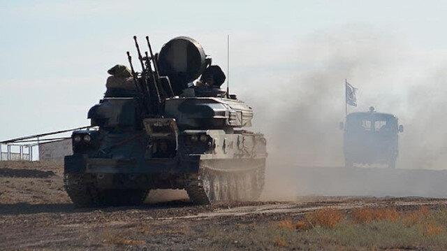 Ermenistan Savunma Bakanlığı Basın Sözcüsü Shushan Stepanyan: Düşman hava kuvvetleri uzaktan operasyonlar gerçekleştiriyor havadan karaya uzun menzilli füzeler kullanıyorlar